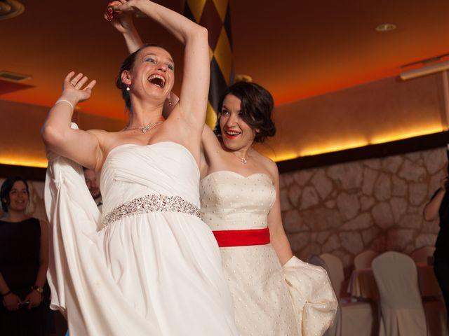 La boda de Esme y Janine en Arroyo De La Encomienda, Valladolid 125