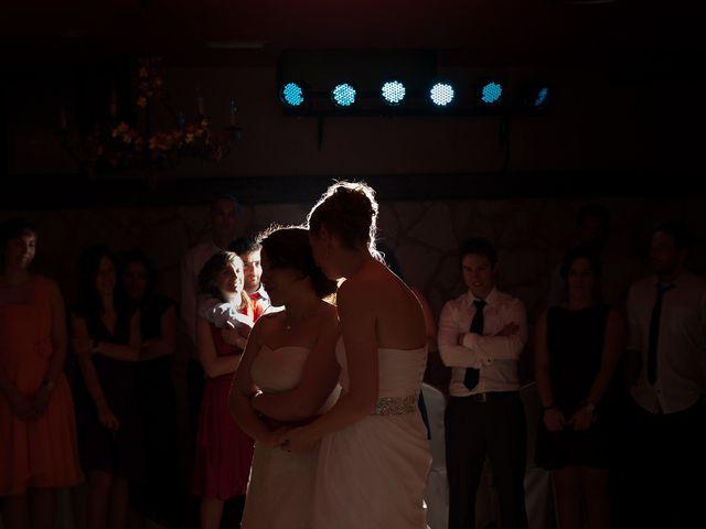La boda de Esme y Janine en Arroyo De La Encomienda, Valladolid 127