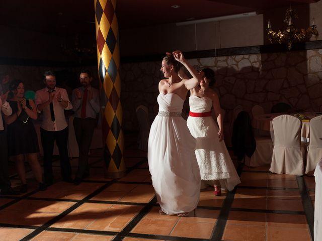 La boda de Esme y Janine en Arroyo De La Encomienda, Valladolid 128