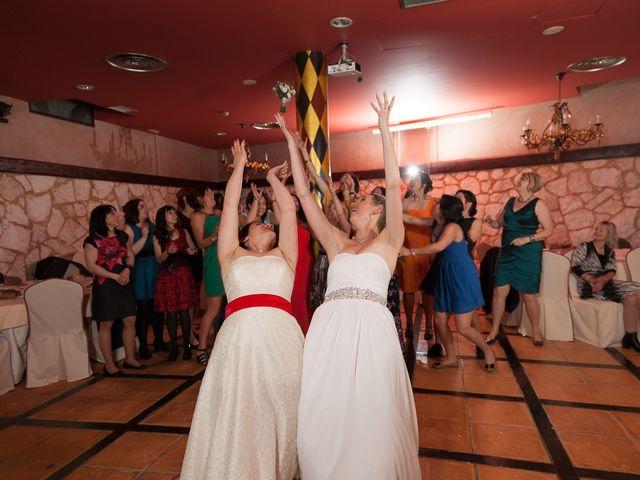 La boda de Esme y Janine en Arroyo De La Encomienda, Valladolid 129