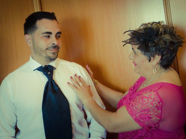 La boda de Juan y Silvia en Baiona, Pontevedra 9
