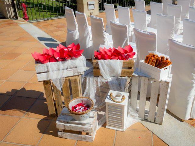 La boda de Juan y Silvia en Baiona, Pontevedra 27