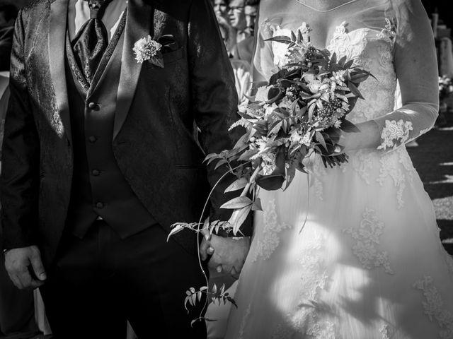 La boda de Juan y Silvia en Baiona, Pontevedra 34