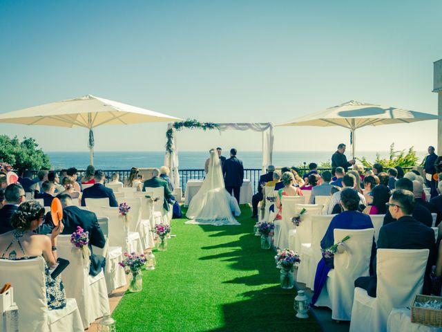 La boda de Juan y Silvia en Baiona, Pontevedra 35