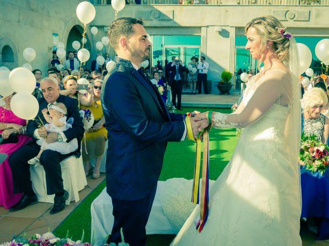 La boda de Juan y Silvia en Baiona, Pontevedra 39