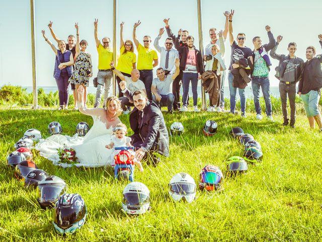 La boda de Juan y Silvia en Baiona, Pontevedra 46