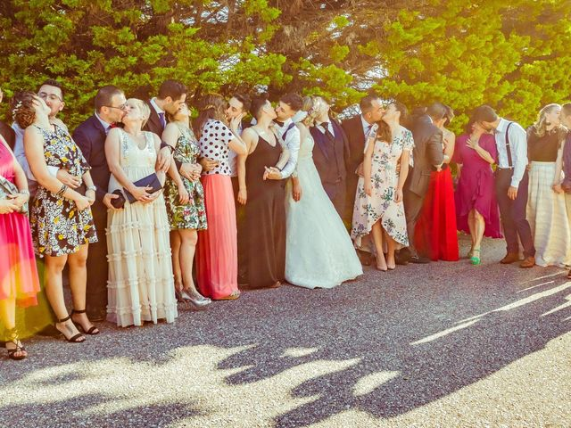 La boda de Juan y Silvia en Baiona, Pontevedra 49