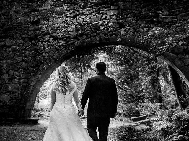 La boda de Juan y Silvia en Baiona, Pontevedra 71