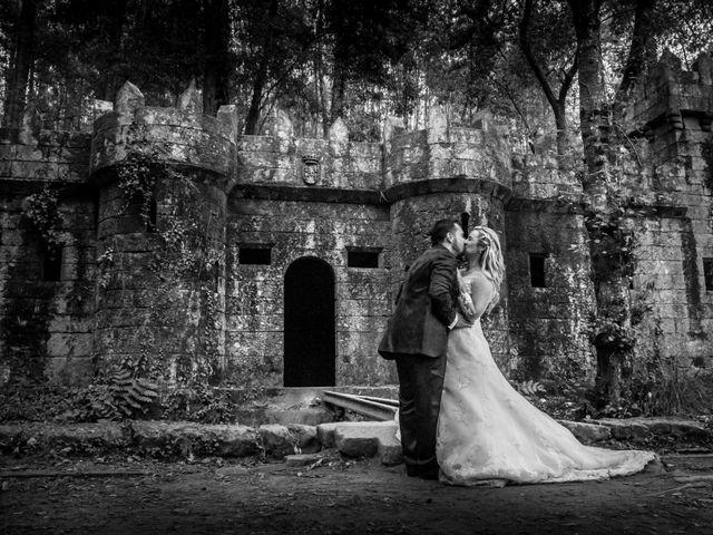 La boda de Juan y Silvia en Baiona, Pontevedra 76