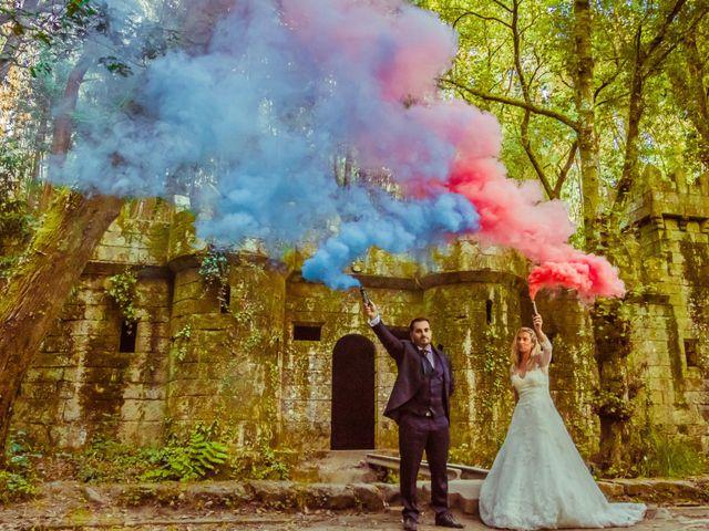 La boda de Silvia y Juan