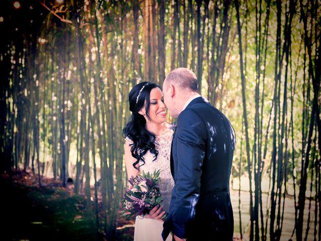 La boda de Iria y Martin