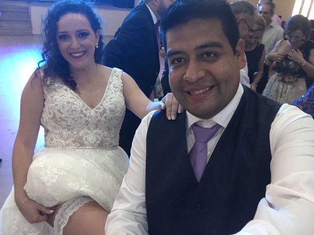 La boda de Teresa y Omar