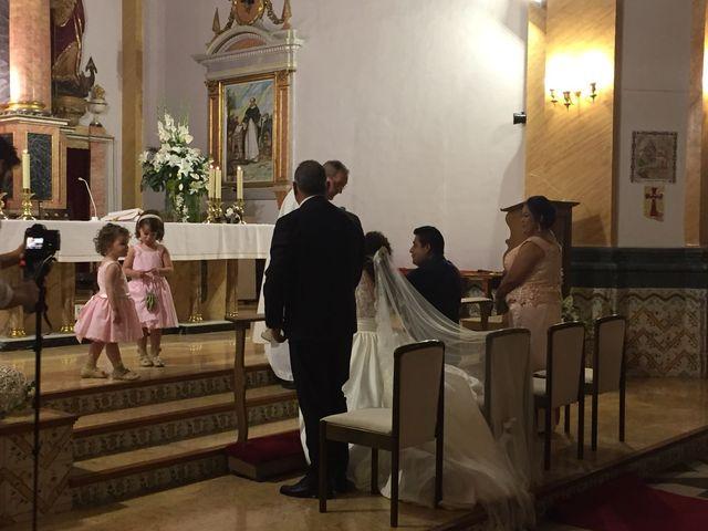 La boda de Omar y Teresa en Gandia, Valencia 13
