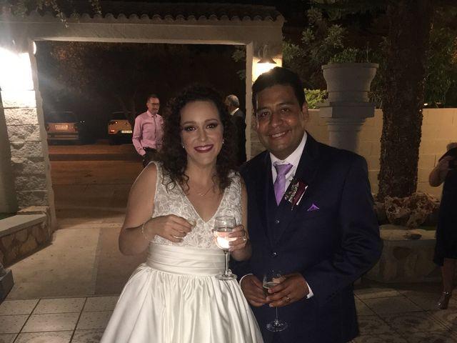La boda de Omar y Teresa en Gandia, Valencia 19
