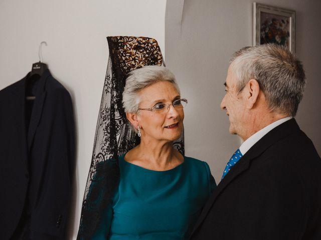 La boda de Ana del Carmen y Rafael en Alburquerque, Badajoz 9