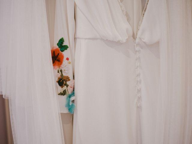 La boda de Ana del Carmen y Rafael en Alburquerque, Badajoz 14