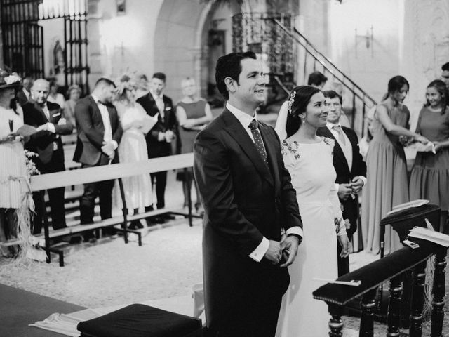 La boda de Ana del Carmen y Rafael en Alburquerque, Badajoz 26