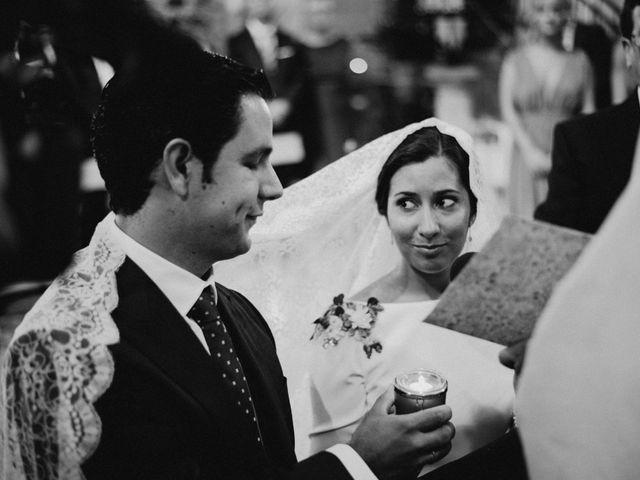 La boda de Ana del Carmen y Rafael en Alburquerque, Badajoz 28