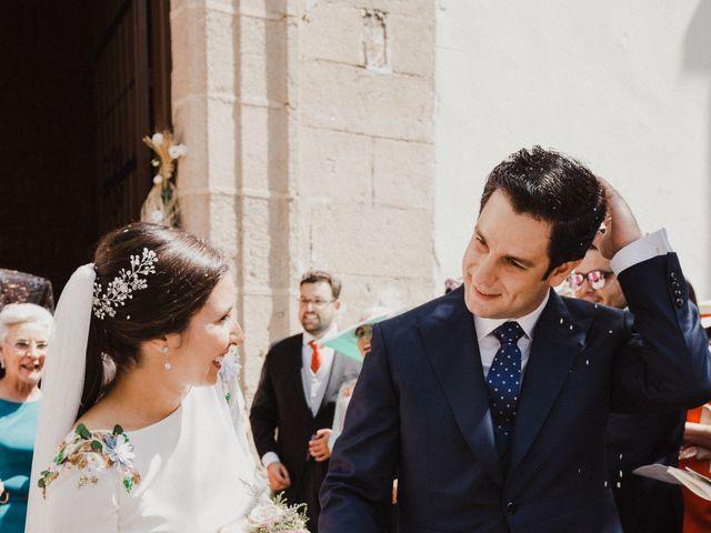 La boda de Ana del Carmen y Rafael en Alburquerque, Badajoz 31