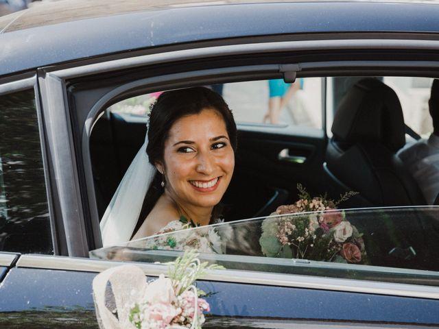 La boda de Ana del Carmen y Rafael en Alburquerque, Badajoz 32