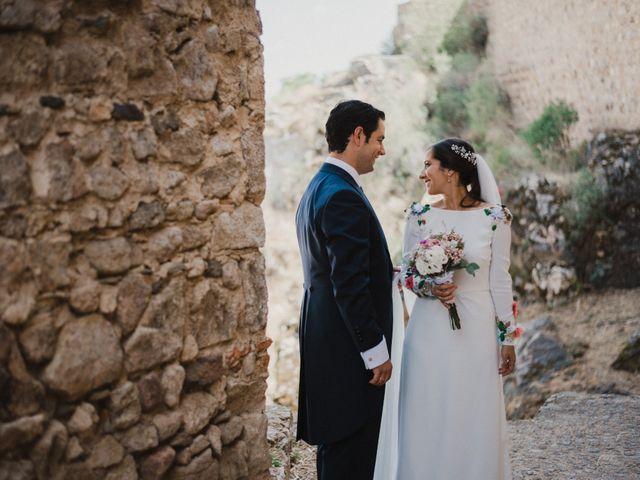La boda de Rafael y Ana del Carmen