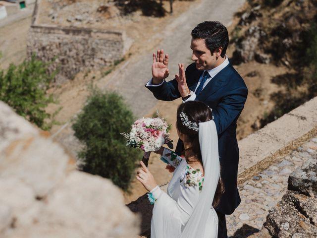 La boda de Ana del Carmen y Rafael en Alburquerque, Badajoz 38