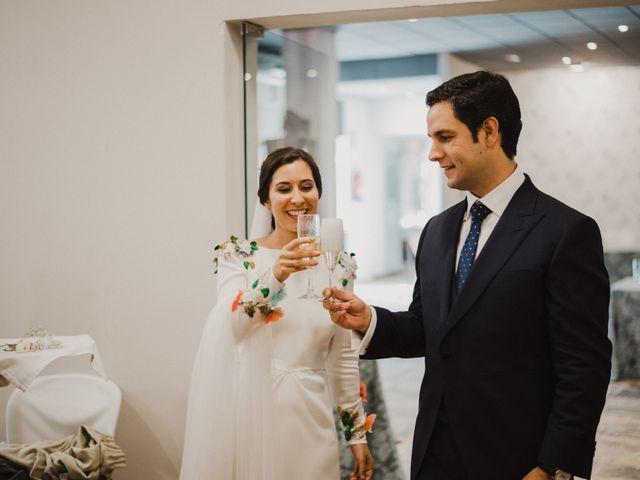 La boda de Ana del Carmen y Rafael en Alburquerque, Badajoz 41