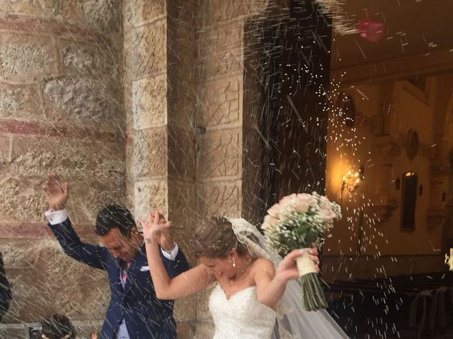 La boda de Jorge y Virginia en Huerta De Valdecarabanos, Toledo 4