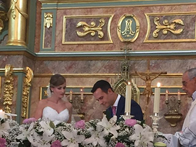 La boda de Jorge y Virginia en Huerta De Valdecarabanos, Toledo 5