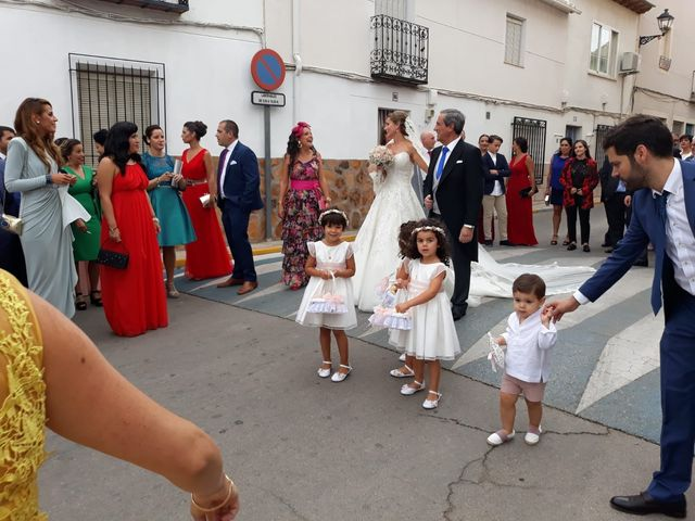 La boda de Jorge y Virginia en Huerta De Valdecarabanos, Toledo 8