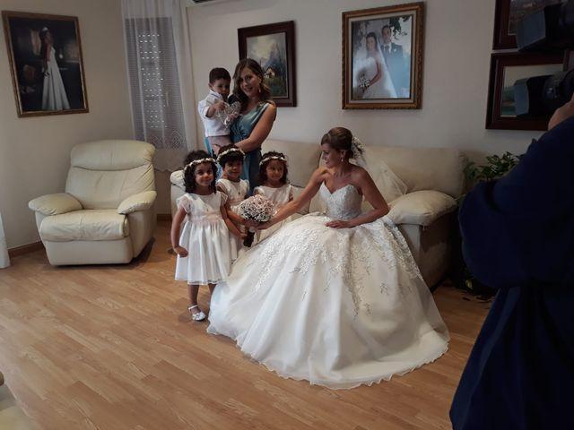 La boda de Jorge y Virginia en Huerta De Valdecarabanos, Toledo 9
