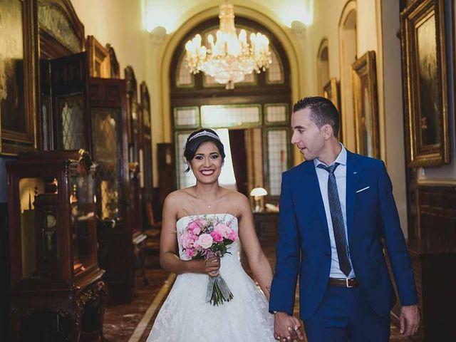 La boda de David y Mineia en A Coruña, A Coruña 9