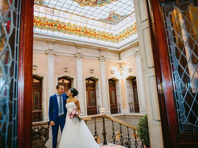 La boda de David y Mineia en A Coruña, A Coruña 10