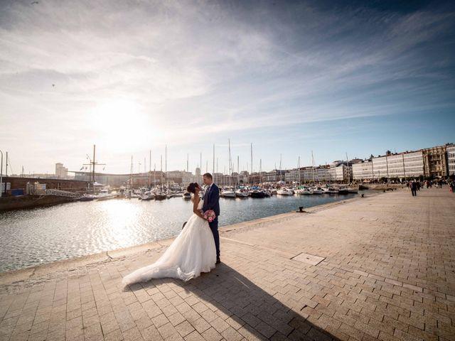 La boda de David y Mineia en A Coruña, A Coruña 15