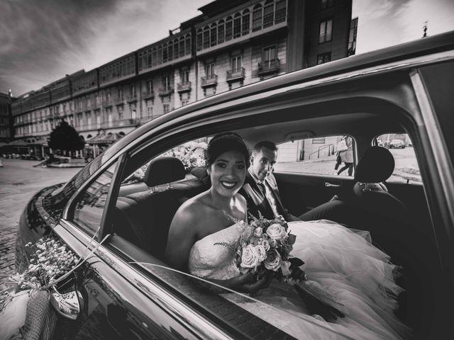 La boda de David y Mineia en A Coruña, A Coruña 1