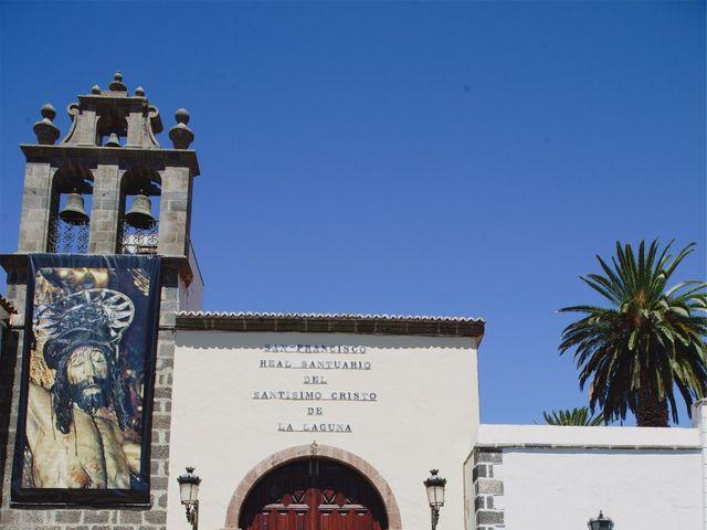 La boda de Eduardo y Nuria  en San Cristóbal de La Laguna, Santa Cruz de Tenerife 10
