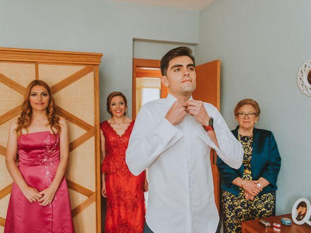 La boda de Adrian y Noelia en Almansa, Albacete 7