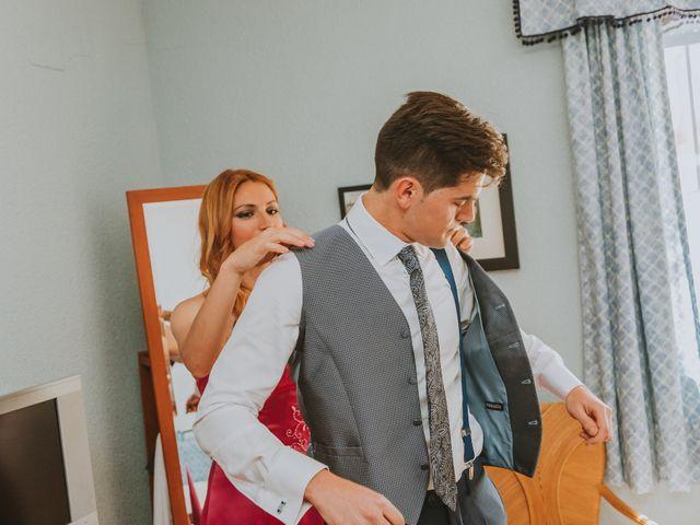La boda de Adrian y Noelia en Almansa, Albacete 12