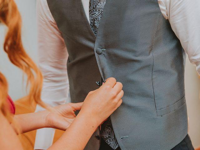 La boda de Adrian y Noelia en Almansa, Albacete 13