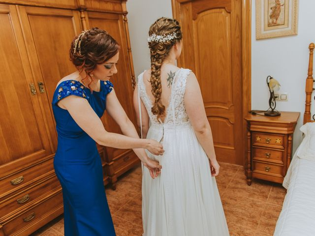 La boda de Adrian y Noelia en Almansa, Albacete 21