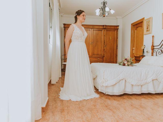 La boda de Adrian y Noelia en Almansa, Albacete 22