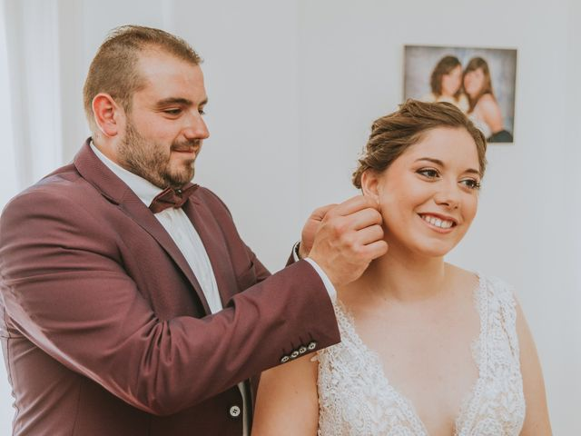 La boda de Adrian y Noelia en Almansa, Albacete 24
