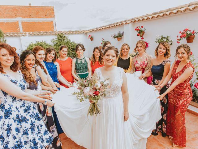 La boda de Adrian y Noelia en Almansa, Albacete 29
