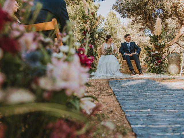 La boda de Adrian y Noelia en Almansa, Albacete 31