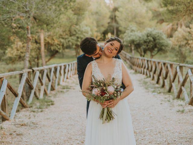 La boda de Adrian y Noelia en Almansa, Albacete 34
