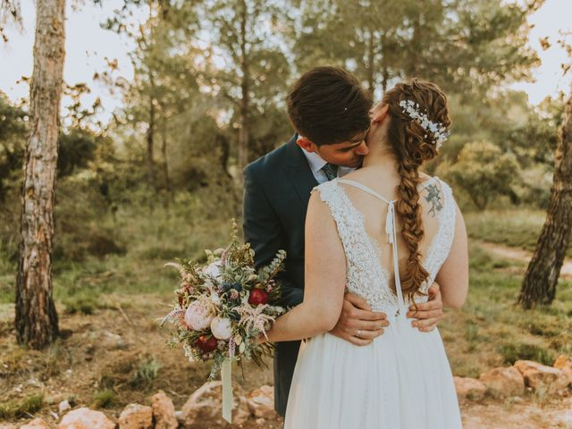 La boda de Adrian y Noelia en Almansa, Albacete 36