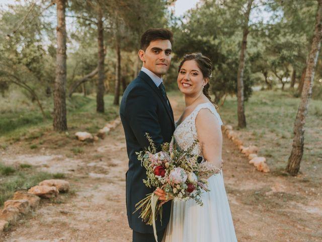 La boda de Adrian y Noelia en Almansa, Albacete 37