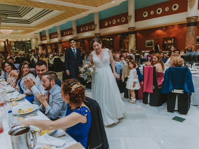 La boda de Adrian y Noelia en Almansa, Albacete 40