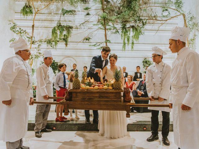 La boda de Adrian y Noelia en Almansa, Albacete 43