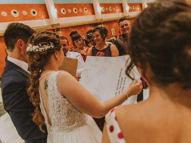 La boda de Adrian y Noelia en Almansa, Albacete 44